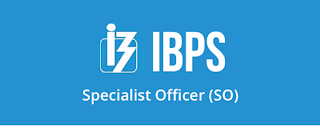 IBPS Recruitment of Special Officers