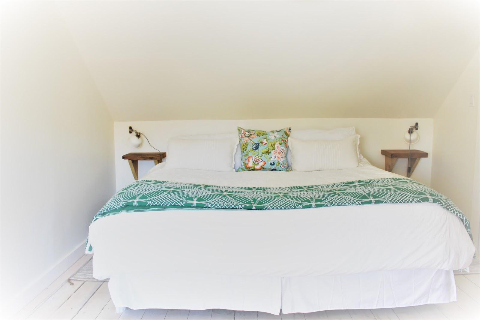Bijuleni-The Ferg bedroom, Prince Edward County