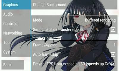 Emulator Mod V1.2.1 APK + Change Backgrund Terbaru untuk Android