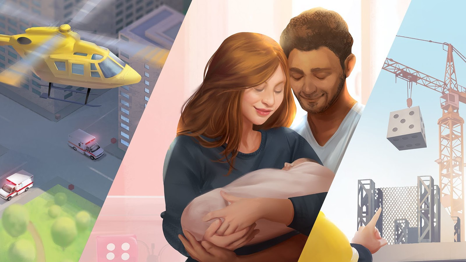 Kickstarter Highlights - Dice Hospital Expansion Communtuty Care