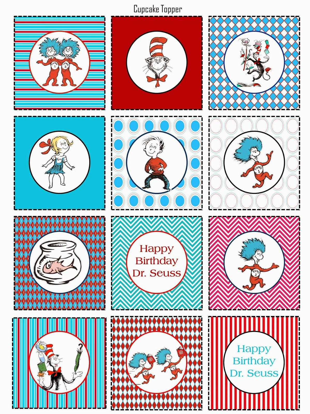 Scrap N Teach Dr Seuss Celebration