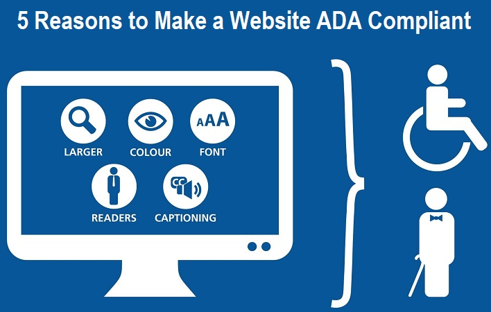 Make a Website ADA Compliant