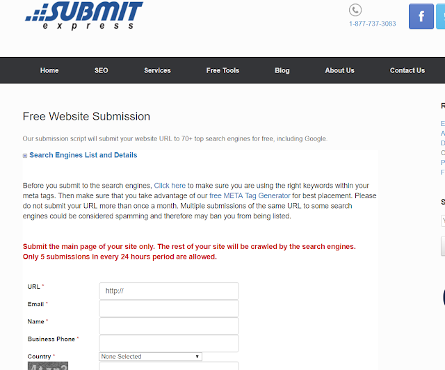 How to Submit Website URL to Google – Google Webmaster Tools 3