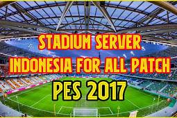 Stadium Server Indonesia (9 Stadiums) - PES 2017