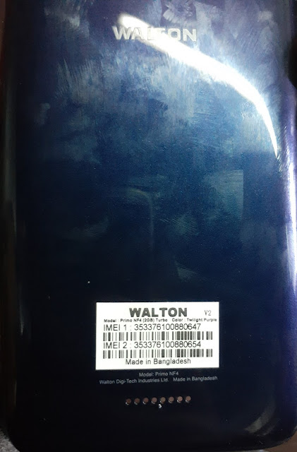 Walton Primo NF4 Flash File 2GB Turbo Without Password LCD-Fix
