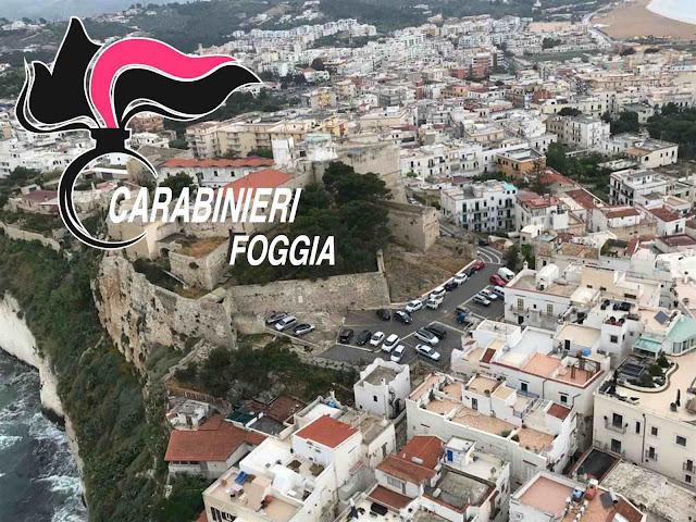 Vieste (FG), per un'estate protetta, l'Arma dei Carabinieri attua un piano straordinario per garantire sicurezza ai turisti e residenti