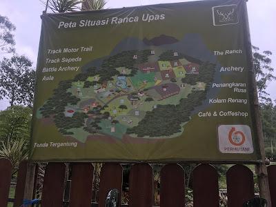WISATA CIWIDEY RANCA UPAS | Penangkaran Rusa