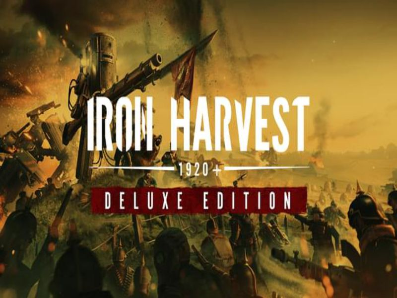 Download Iron Harvest Deluxe Edition Game PC Free