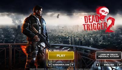 DEAD TRIGGER 2 MOD APK v1.2.1 MEGA MOD