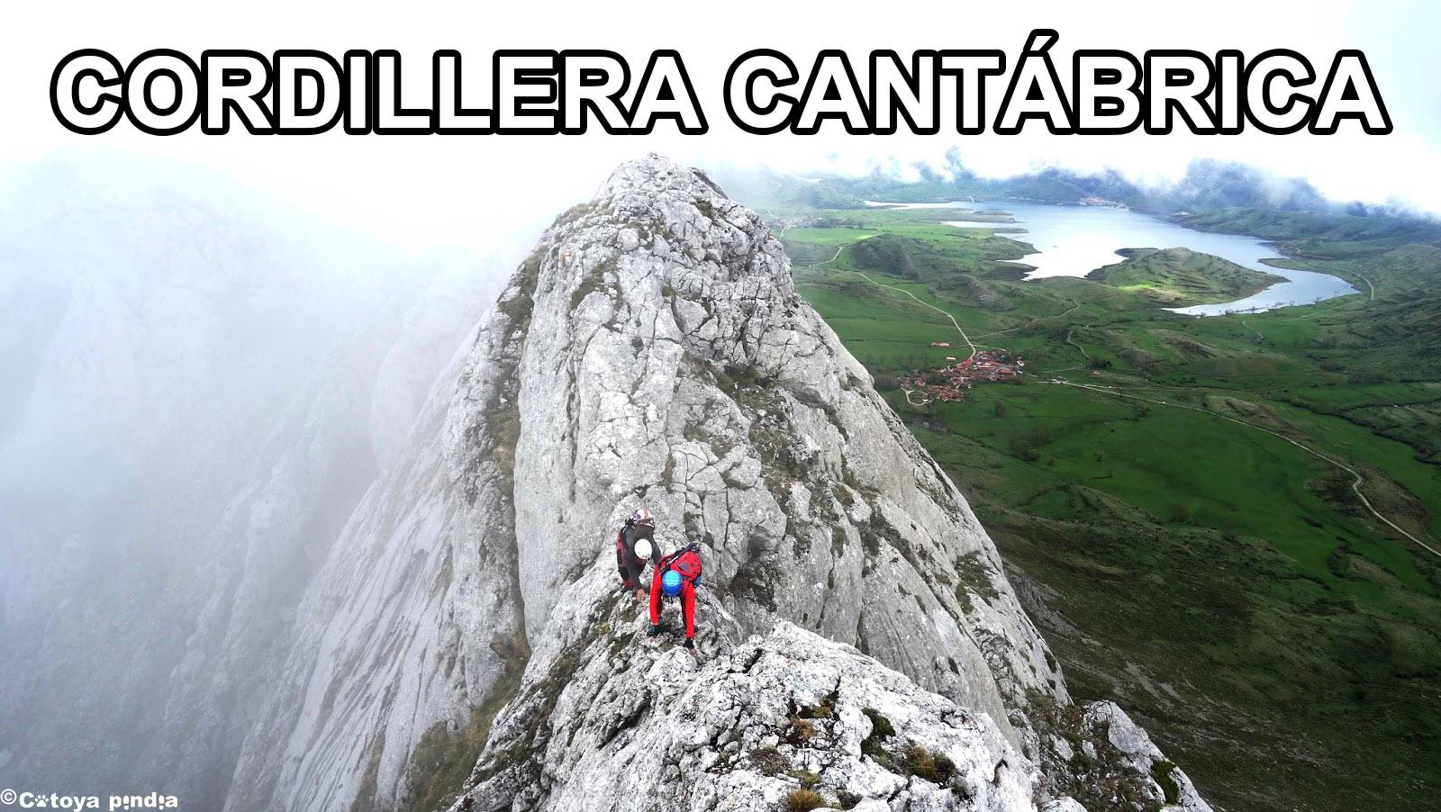 Rutas por la Cordillera Cantábrica, por Asturias, León, Cantabria y Palencia.
