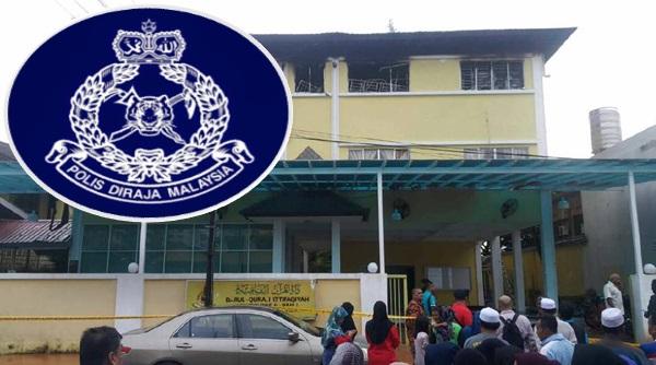 Bocor maklumat kes tahfiz: 13 polis beri keterangan