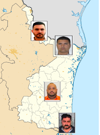 Leaks From National Guard Database Expose Gulf Cartel Kingpins