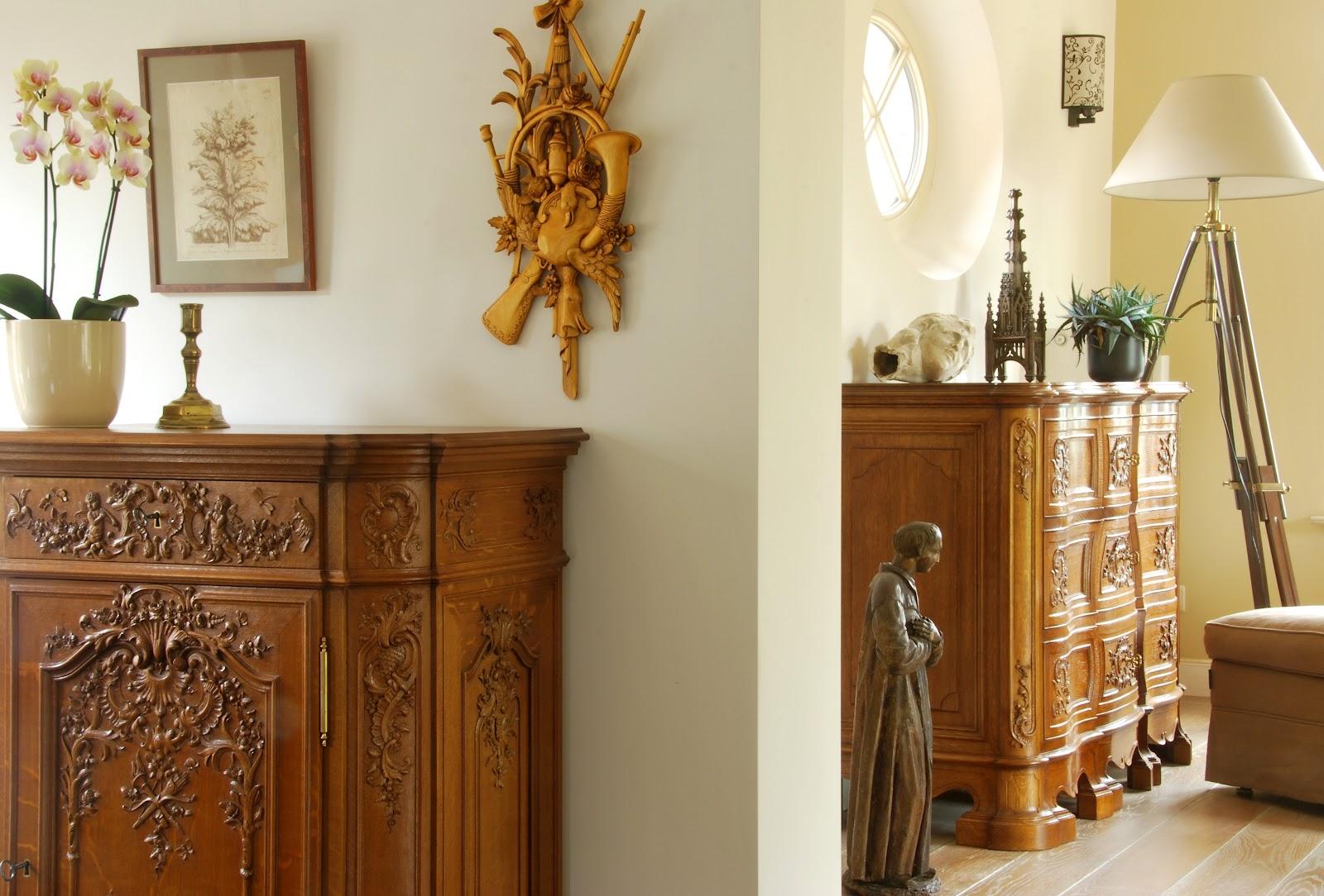 sculpture ornementale patrick damiaens le meuble liegeois. Black Bedroom Furniture Sets. Home Design Ideas