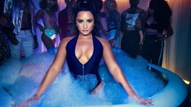 Demi Lovato Swimsuit