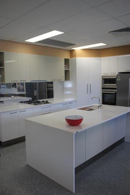 kitchen display gold coast