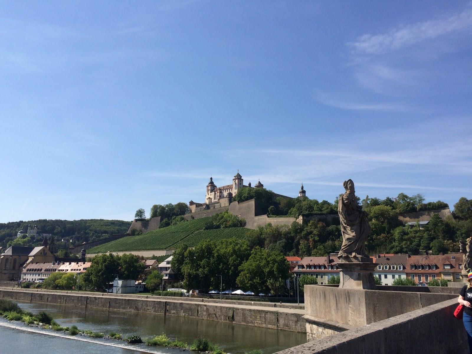 Jakobsweg von Würzburg nach Speyer