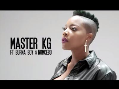 "[Video] Master KG – ""Jerusalema (Remix)"" ft. Burna Boy, Nomcebo Zikode"