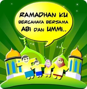 Tips Untuk Orangtua dalam Mendampingi Anak Beribadah di Bulan Ramadhan