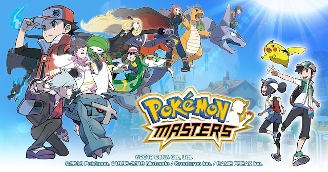 Pokémon Masters (Android/iOS) arrecadou 26 milhões de dólares na primeira semana