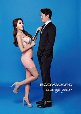 Hong Jin Young Shim Hyung Tak Bodyguard Spring Summer 2016