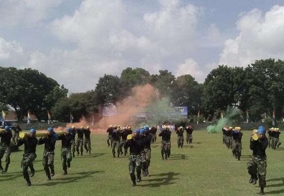359 Prajurit Karier TNI AU Siap Bertugas