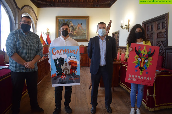 El Ayuntamiento de Santa Cruz de La Palma presenta el Carnaval 2021
