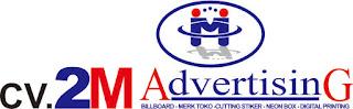Bursa Kerja CV. 2M ADVERTISING Lampung