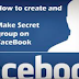 Facebook Secret Groups