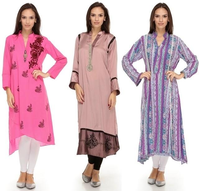 best deals in karachi  Buy Long Shirts for Women in Pakistan 4ca8a93f74c