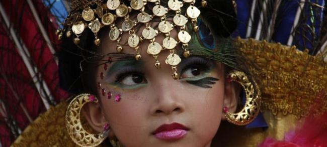 Lirik lagu daerah dari Maluku