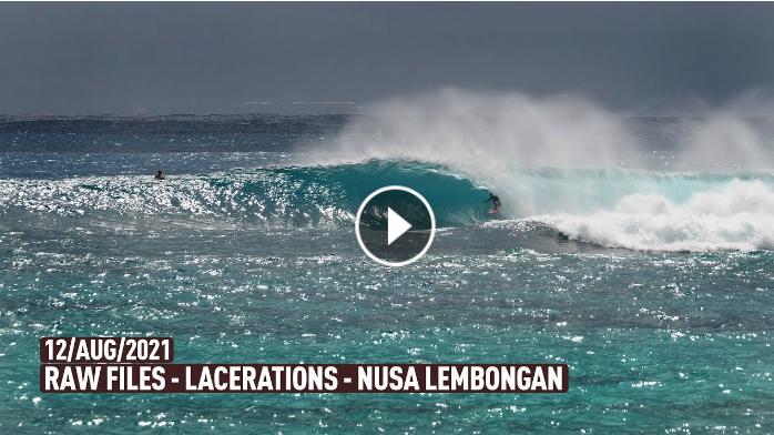 Lacerations - Nusa Lembongan - RAWFILES - 12 AUG 2021 - 4K