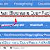 Cara Membuat Judul Artikel Postingan Muncul Pada Header Blog/Website