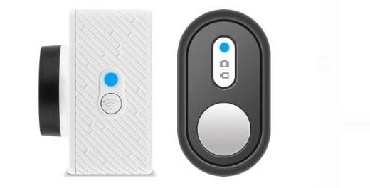 Cara Menggunakan dan Menyambungkan remot kontrol bluetooth  Kamera Xiaomi Yi