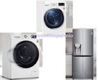 Logo Diventa tester LG : asciugatrice, lavatrice e frigorifero