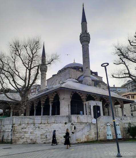 Üsküdar Mihrimah Sultan Camii (Külliyesi) - İstanbul