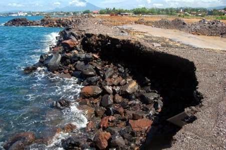 Pengertian Abrasi Pantai