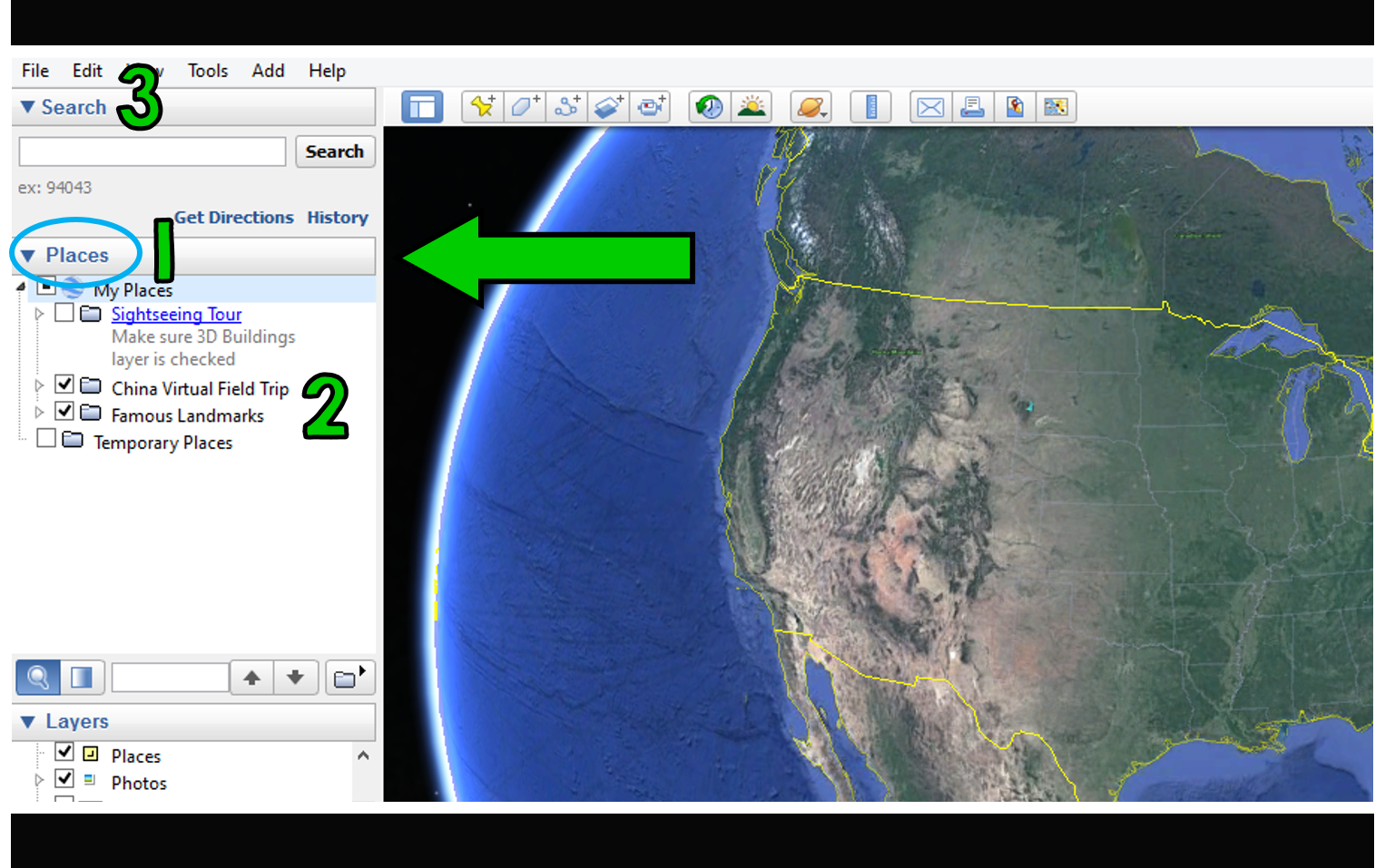 The Teacher's Prep: Create a Virtual Field Trip using Google Earth