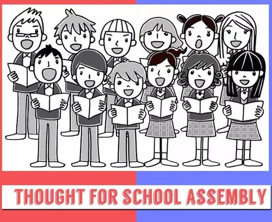 Best 30+ Brilliant thought for the day for school assembly in hindi