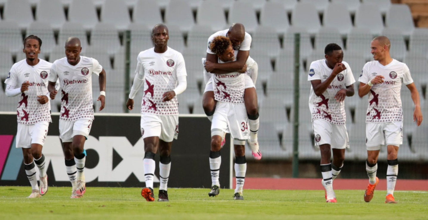 The Dube Birds will be looking to maintain their unbeaten start to the season against Orlando Pirates