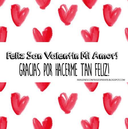 Imagenes con Frases para San Valentin