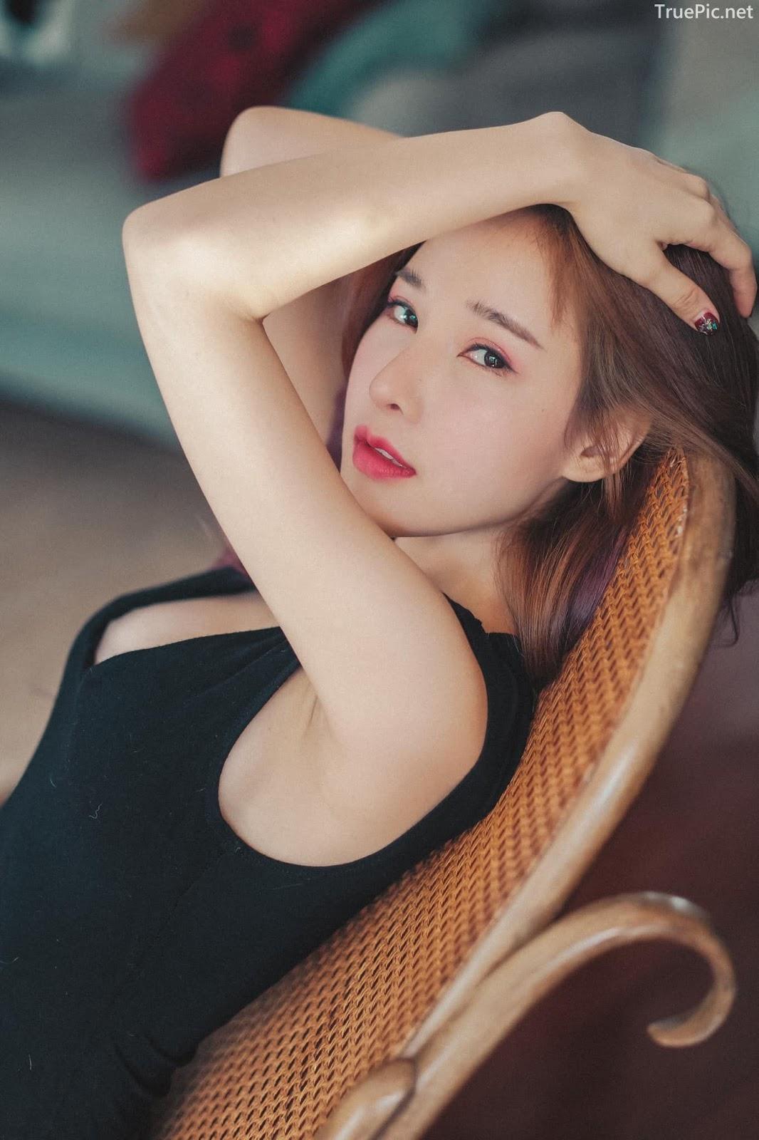Thailand model - Arys Nam-in (Arysiacara) - Black Rose feeling the sun - Picture 9