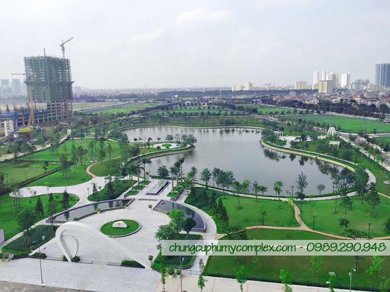 Phú Mỹ Complex (N01T4 Ngoại Giao Đoàn) - Quy hoạch tạo giá trị bền vững cho cuộc sống