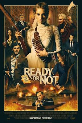 Trò Chơi Giết Chóc - Ready or Not (2019)