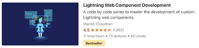 Learn Salesforce Lightning Web Components