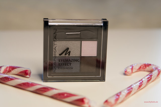 Manhattan - Eyemazing Effect Eyeshadow - 110k The Dark Side
