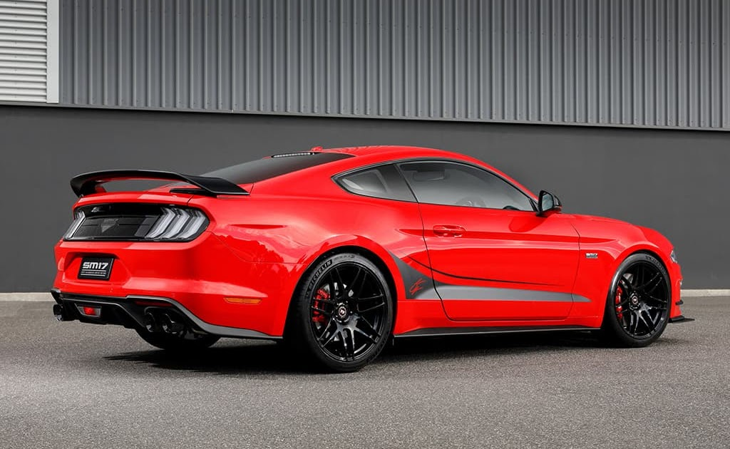 Australia's Ultimate Ford Mustang Has 775 HP, Outmuscles ...