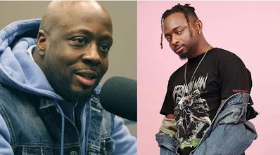 Wyclef And Sean Tizzle