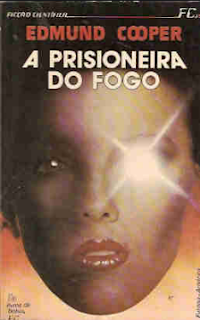 A Prisioneira do fogo epub - Edmund Cooper