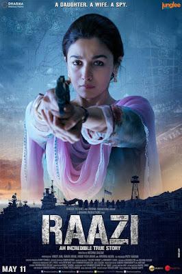 Raazi (2018) full movie download in Hindi