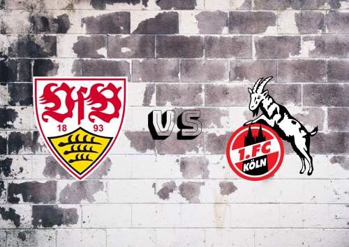 Stuttgart vs Köln  Resumen